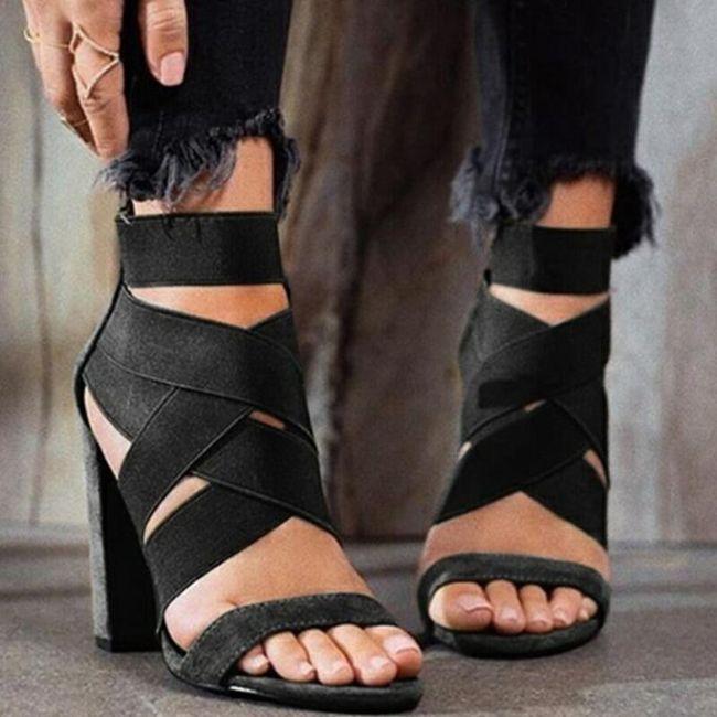 Női magasssarkú cipő Sadie