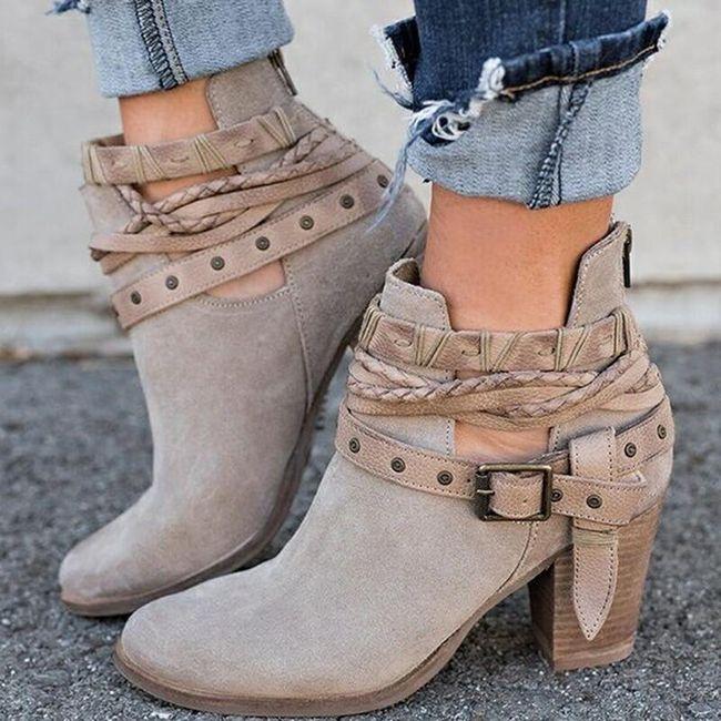 Bayan ayakkabı Camilley 1