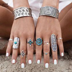Komplet pierścionków TF7328