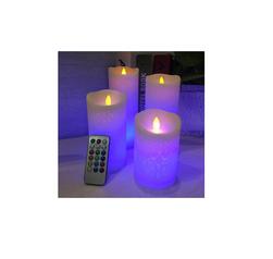 LED свеча с пультом управления Sai