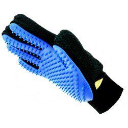 Перчатка для расчески шерсти животных
