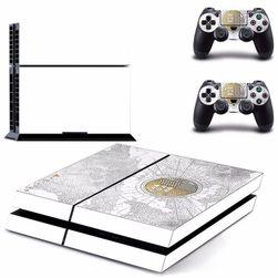 Samolepka pro herní konzoli a ovladače PS4
