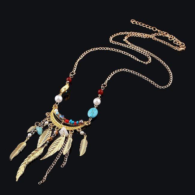 Ženska ogrlica B03839 1