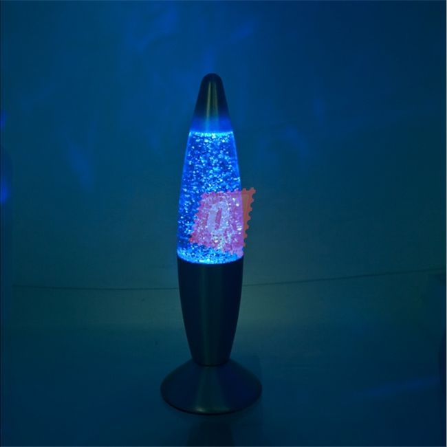 Mini lávová barevná lampa se 4 barvami 1