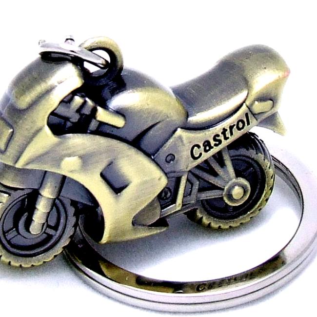 Přívěsek na klíče - motocykl 1