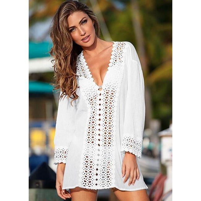 Пляжное платье Sharon 1
