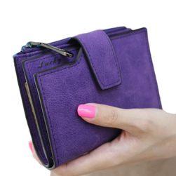 Ženski novčanik manjih dimenzija - 5 boja