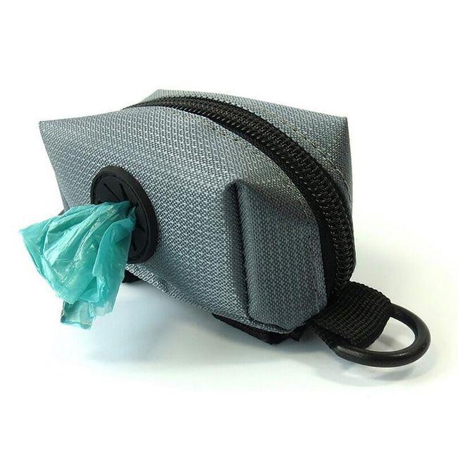 Контейнер сумочка для гигиенических пакетов DKP01 1
