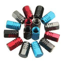 Alumínium szelepsapkák - 4 színben