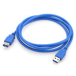 USB 3.0 hosszabbító kábel - 1,5 m