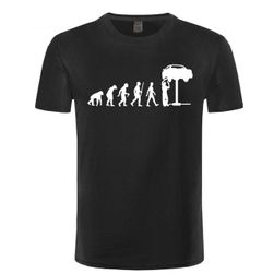 Pánské tričko - EVOLUCE - 8 barev