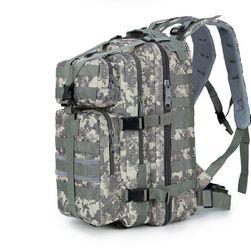 Походный рюкзак военной раскраски TB01