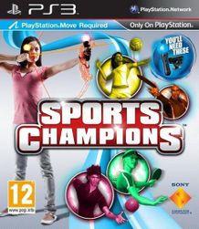 Hra (PS3) Sports Champions