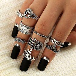 Komplet pierścionków Shaollie