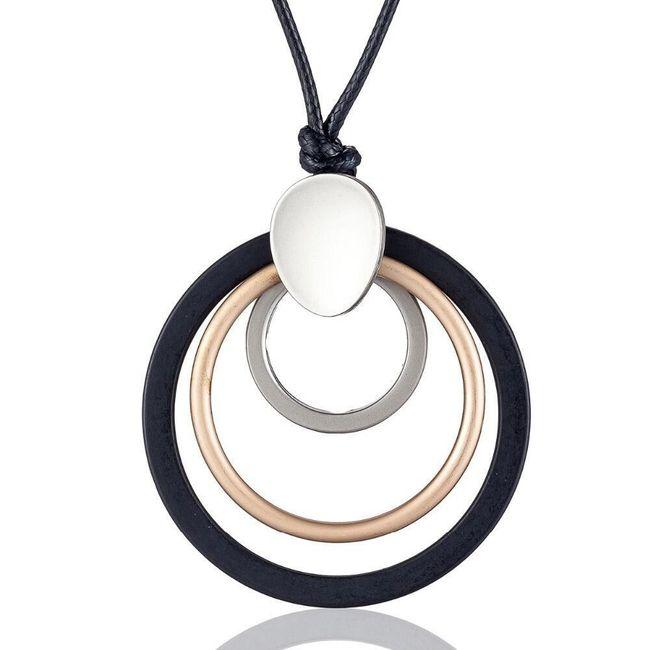 Dámský náhrdelník B103 1