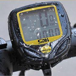 Brezžični kolesarski računalnik (kolesarski tahometer) 15 funkcij SD-548C