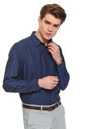 Pánská košile s dlouhým rukávem  RG_SKL3014GR