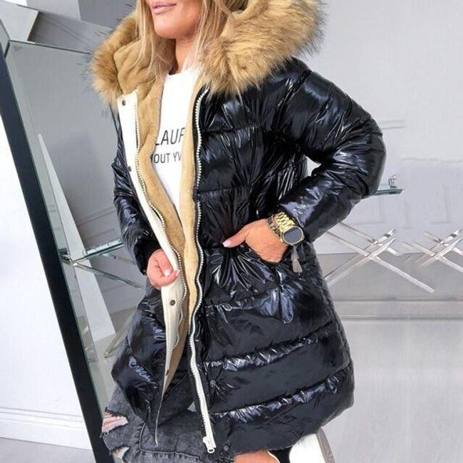 Женская зимняя куртка Amilla 1