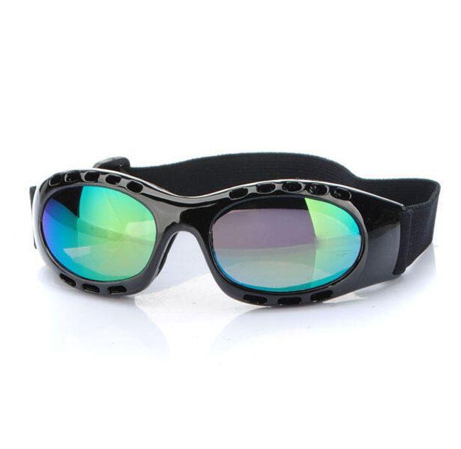 Sportovní brýle s barevnými skly - nejen pro motorkáře 1