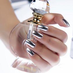 Металлический лак для ногтей- 17 оттенков