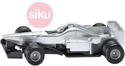 Formula šport car racer 8cm strieborné auto model kov 0863 SR_DS16522098