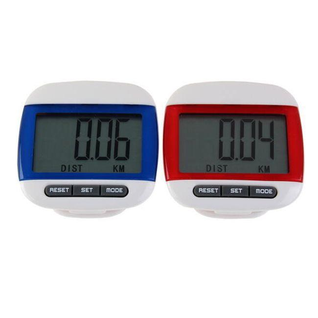 Дигитален педометър - Брояч на крачки  1