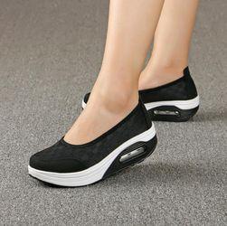 Cvičební obuv zeštíhlující baleríny