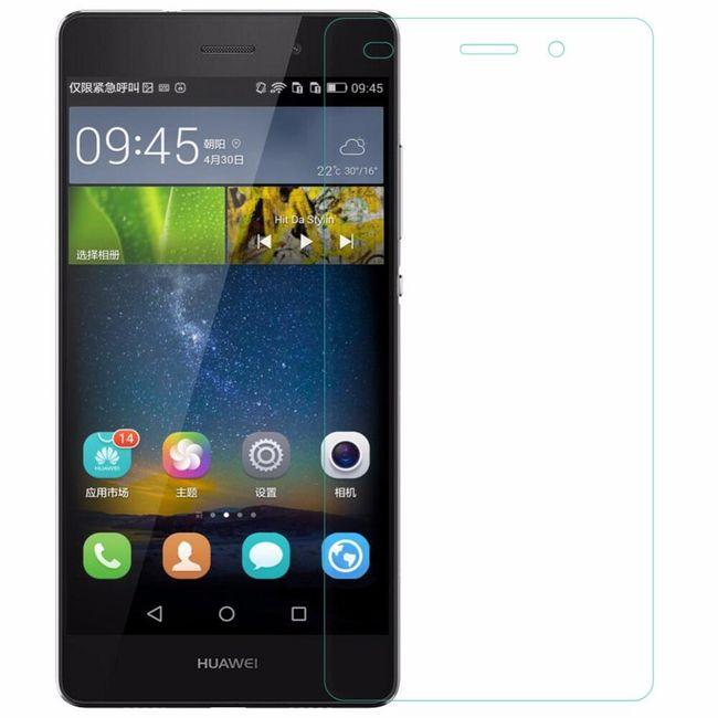 Huawei Ascend P8 Lite için ultra ince temperli cam 1