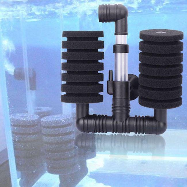 Vnitřní molitanový filtr do akvária 1