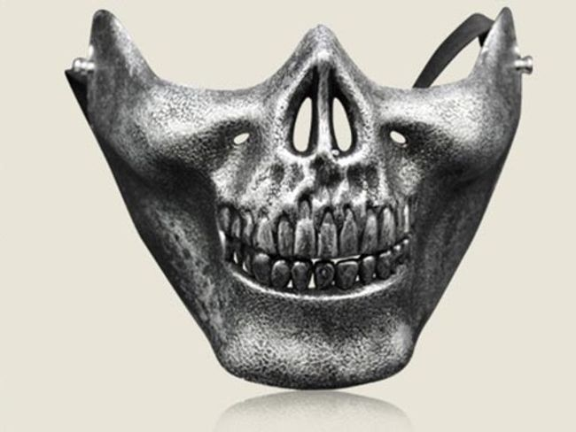 Kafatası maske 1