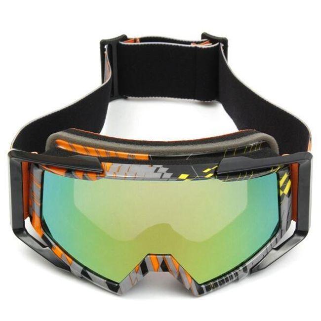 Ochelari universali motocross - colorați 1