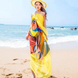 Plážové pareo - 4 barvy