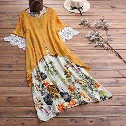 Damskie sukienki maxi Lunara