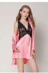 Женская ночная сорочка и халат TF125