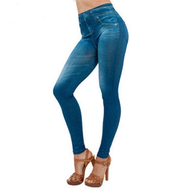 Damskie jeansy Allannah 1