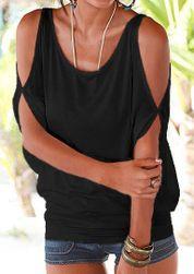Bayan bluz Ninon - 11 renk