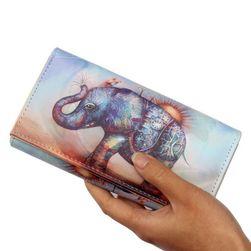 Dlouhá dámská peněženka - více variant