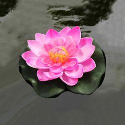 Искусственные цветы кувшинки для пруда SOL1