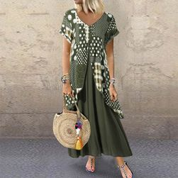 Ženska maxi obleka NT57