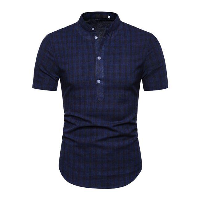 Męska koszulka z krótkim rękawem Alonzo 1