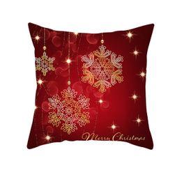 Vánoční povlak na polštář VD8 - 19