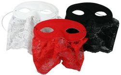 Maska z welonem PD_1621057