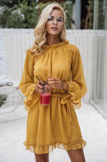 Dámské společenské šaty JOK251 1