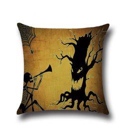 Калъфка за възглавница с Хелоуин мотиви