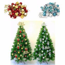 Vánoční ozdoby - 32 ks