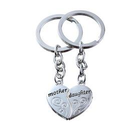 Sada klíčenek pro maminku a dceru
