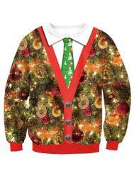 Karácsonyi pulóverek 3D nyomtatással