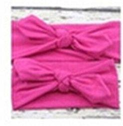 Набор головных повязок для мамы и малыша L01
