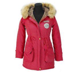 Ženska jakna sa krznom - 13 boja