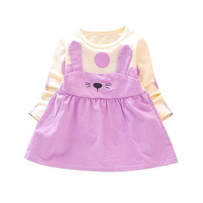 Dziewczęca sukienka Frannie 1